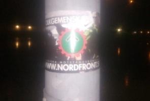 Aktion i Vänersborg