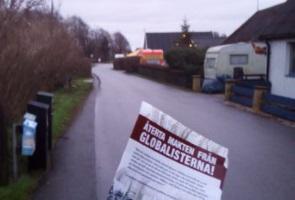 Motståndsmän kämpar för folket medan snorungarna i riksdagen förstör – Trelleborgs kommun