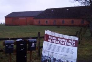 Byar täcktes med information – Trelleborgs kommun