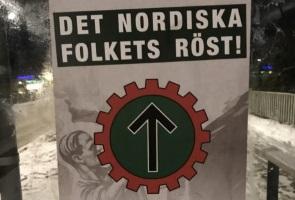Norrköping blev lite mer nationalsocialistiskt