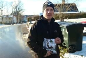 Propagandaaktion i Norrköpings kommun