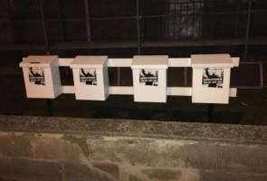Propagandainsats i Trelleborgs kommun