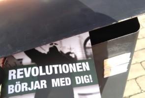 Fortsatt kamparbete i Ystad