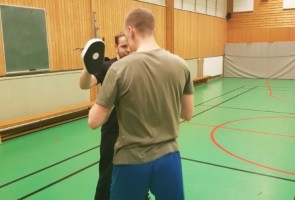 Veckoträning i Småland