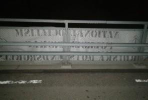 Banderolluppsättning i Örkelljunga kommun