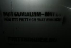 Frihetsaktivism i Nyköping