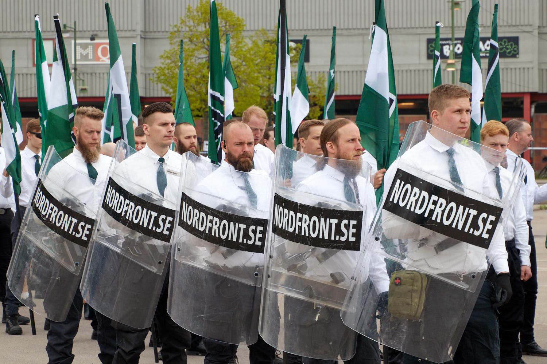 Nordiska motståndsrörelsen (NMR) | Expo.se