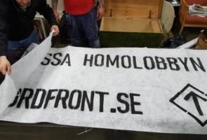 Borås förbereder sig för homolobbyn