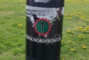 Hundratals Örebrohushåll informerades av sympatisörer