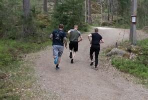 Löpträning och utegym – Karlstad