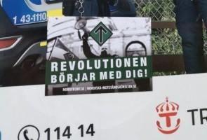 Nationalsocialism spreds i Uddevalla kommun
