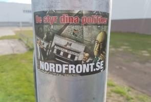 Klistermärken i Hässleholm