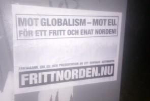 Död åt globalismen – rapport från Vänersborgs kommun