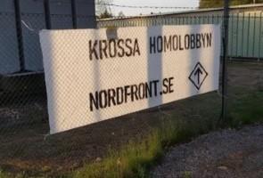 Tranemo visar motstånd – Krossa homolobbyn!