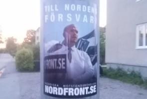 Klistermärken i Finspång