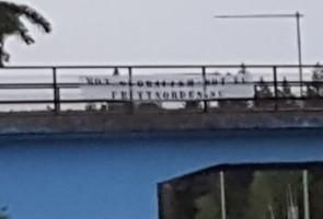 Banderolluppsättningar för ett fritt Norden – Gislaveds kommun