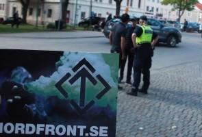 Aktion i Mariestad