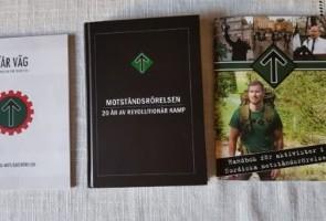 Ideologisk skolning av nya sympatisörer i Eskilstuna