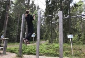 Träning i Karlstad