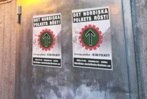 Affischering i Mjölby kommun