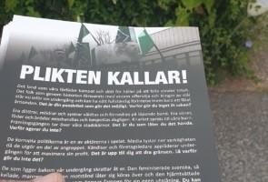 Nationalsocialistisk kamp i Tranås