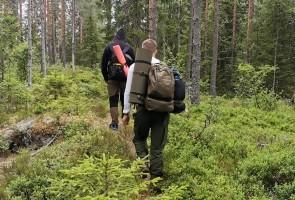 Helgvandring i Värmland