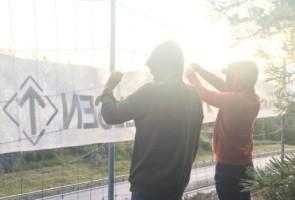 Aktivism mot folkmordsregimen – Värmdö