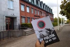 Svedalabor uppmanas revoltera mot förtryckarsystemet