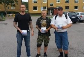 Nationalsocialistisk kamp i Motala