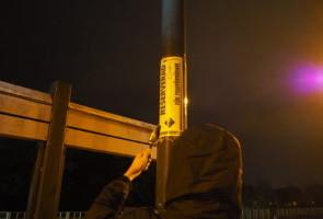 Nattaktivism i Staffanstorps- och Burlövs kommun