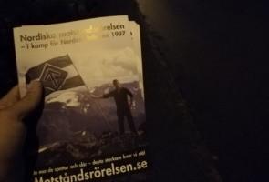 Propagandaspridning för folkligt uppvaknande – Nässjö