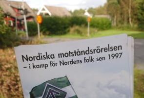 Flygbladsutdelning i Kristianstads kommun