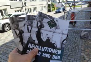 Kamp mot folkförrädarna i Karlshamn
