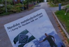 Informationskampanj i Huddinge kommun