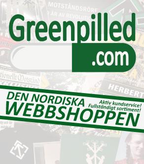 Greenpilled.com - Den Nordiska Webshoppen