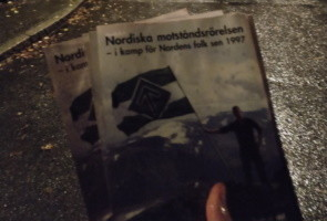 Informationskampanj om statens repression – Stockholms kommun