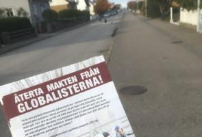Informationsspridning i Varberg