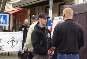 Offentlig aktivism under Åmåls marknad