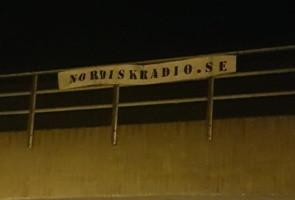 Nya budskap på broarna i Nybro
