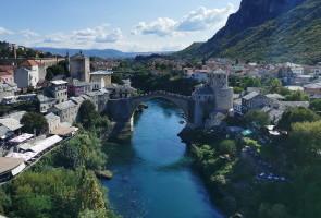 Semester med aktivism på Balkan