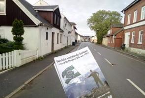 Utdelning av samhällsinformation i Trelleborgs kommun