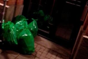 Kamp för miljön i Borås – zigenarläger städades upp