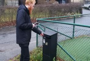 Informationskampanj i Stockholms kommun