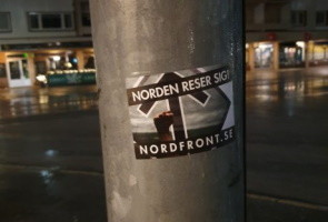 Propagandaspridning i Anderstorp