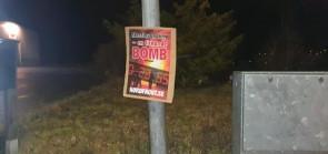 Plakatuppsättning i Tranemo kommun