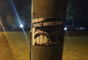 Radikalt motstånd i Näste 7