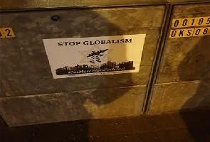 Kampanj mot förintelsebluffen i Ulricehamn kommun