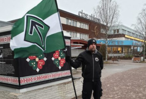 Upplysningsarbete om lokal pedofil i Leksands kommun