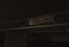 Banderolluppsättning i Varberg
