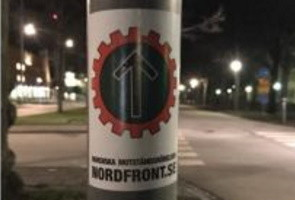 Klistermärkesuppsättning – Norrköping